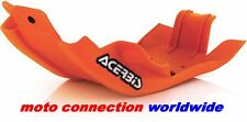NEW ACERBIS ORANGE SKID PLATE SUMP GUARD FOR KTM SXF250 SXF350 2016 - 2017