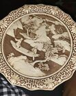 dynasty hand carved plate