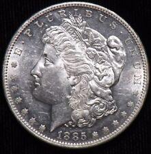 1885 S Morgan Silver Dollar  Uncirculated