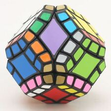 12 Axis Magic Cube Megaminx Dodecahedron Speed Puzzle Game ABS Kids Toy