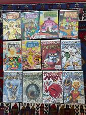 """Complete """"Infinity Crusade"""" & """"Infinity Abyss"""" (Marvel) - Avengers + 12 comics"""