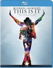 MICHAEL JACKSON'S THIS IS IT New Sealed Blu-ray