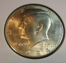Mint or Bank BU 1984 Half Dollar D Roll From Bag Uncirculated