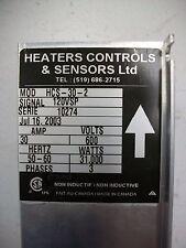Heater Controls and Sensors   MN: HCS-30-2