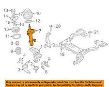 MINI OEM 06-08 Cooper Front Suspension-Strut Right 31316780474