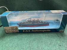 Gearbox Uss Military Classics U.S.S. Indianapolis 1:700 Scale Diecast 2004