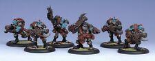 BNIB Warmachine Hordes - Trollblood Scattergunners (6)