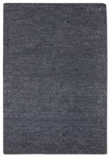 Tappeti blu in ciniglia per la casa