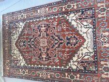 HANDMADE  PERSIAN SERAPI RUG  4 X 6# 8385 B
