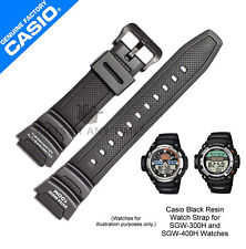 Genuine Casio Replacement Watch Strap 10360816 for SGW-300H, SGW-400H 18mm Lug