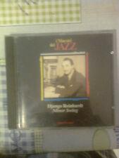 I MAESTRI DEL JAZZ - DJANGO REINHARDT , MINOR SWING - (ED. DE AGOSTINI)  CD