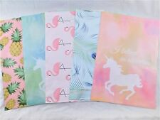 50 Set Designer Peacock Flamingo Unicorn Mailers Poly Shipping Envelopes Bags