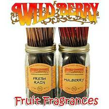 Wild Berry Incense Sticks Mixed Fruits Pack