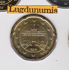 Allemagne 2013 20 centimes F Stuttgart FDC provenant coffret 40000 exemplaires