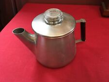 VINTAGE Stainless Percolator Coffee Pot VOLLRATH