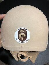 Saratoga~Horse Riding Helmet~Tan Size 7