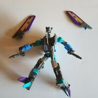 *DEFECTIVE* Transformers: Generations Power of the Primes Deluxe Class Dreadwind