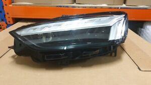 Audi 8W6 A5 S5 RS UK Spec RHD Headlamp Headlight FULL LED MATRIX left 8W6941039A
