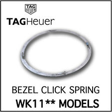 Rotating Bezel Click Spring Stainless Steel Swiss Made For TAG Heuer WK11 Models
