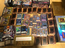 Yugioh Card Collection Lot Rare Holo Cards HIGH VALUE AND HOLOS GUARANTEED