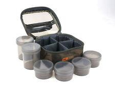 Fox NEW Camolite Fishing Luggage 6 Pot Glug Case - CLU311