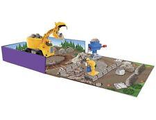 Kinetic Sand 6033177 Rock Crushin' Construction Set