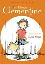 A Clementine Book: The Talented Clementine by Sara Pennypacker (2008, Paperback)