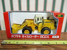 Kawasaki 90ZA Wheel Loader By Diapet  1/48th Scale