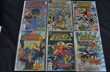 DC LEGENDS 1-6 FULL RUN! (9.2 OR BETTER) 1ST SUICIDE SQUAD AND AMANDA WALLER!