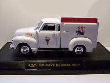 1953 Chevrolet Ice Cream Truck, Signature Models 1:32