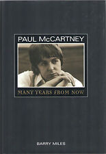 Paul McCartney : Many Years from Now by Barry Miles (1997, Hardcover) NEW!