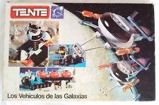 TENTE Los Vehículos de las Galaxias 0552 Astro Espacio COMPLETO 1978 COMO NUEVO