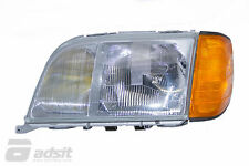 New Mercedes 1992-1999 140 Chassis Bosch Left Headlight Assembly *1408206561