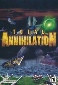 Total Annihilation - Infogrammes Mini Box - PC Strategy Game  Brand New & Sealed