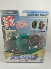 Beyblade Beywheelz Venom Bite Serpent W-09 Balance #E