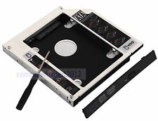 2nd SATA HD HDD SSD Caddy for Toshiba Satellite L730 L755 P750 P750D P755 Series