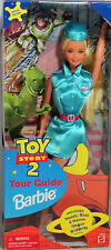 NEW Disney Pixar TOY STORY 2 Movie TOUR GUIDE Barbie Collector Doll Set RARE NIB