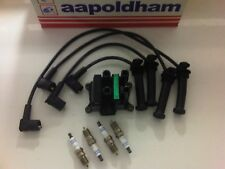 FORD MONDEO MK3 1.8 2.0 PETROL 00-05 NEW IGNITION COIL PACK SPARK PLUGS & LEADS