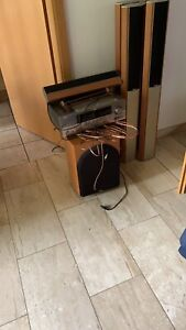 Teufel Concept R Dolby Sourround System Holz