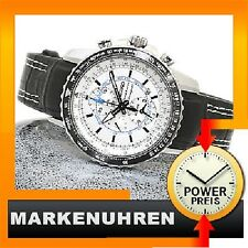 Seiko Herrenuhr SNAF01P1 Sportura Herren Alarm-Chronograph