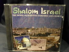 Shalom Israel - The Moshe Silberstein Ensemble And Chorus