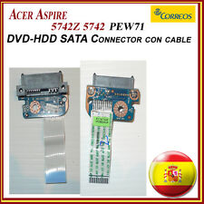 Acer Aspire 5742 5742Z DVD-HDD SATA Connector con cable (PEW71 LS-6581P)