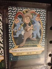 Disney Sorcerers of the Magic Kingdom *Rare* #14 Nib's Neverland Assault