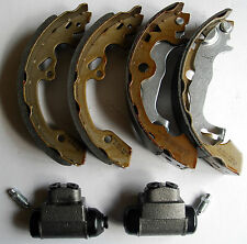 Ford Focus MKI 1.8 Diesel Models 98-04 Brake Shoe Set And Wheel Cylinders x 2