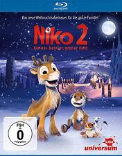 Blu-ray * NIKO 2 - KLEINES RENTIER, GROßER HELD # NEU OVP §