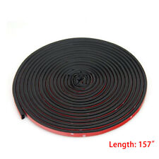 13ft B Shape Rubber Seal Strip Car Door Edge Protect Self Adhesive Weather Strip