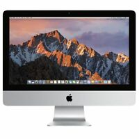 "Apple iMac 21.5"" Q Core i5 2.5Ghz 8GB 500GB MC309LL (May, 2011) A Grade Warranty"