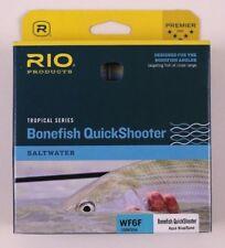 Rio Bonefish QuickShooter WF6F Aqua Blue Sand Free Expedited Shipping 6-20278