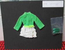 1970 MOD VINTAGE~SKIPPER DOLL~LOTS of LACE~1730~RARE+COMPLETE OUTFIT~EXC.~SHOES
