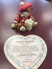 1997 Calico Kitten Enseco �To my purr-fect Friend� Limited Edition 129348